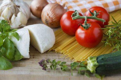 Italian staple ingredients