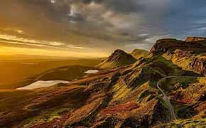 Highlands & Islands tours of scotland.
