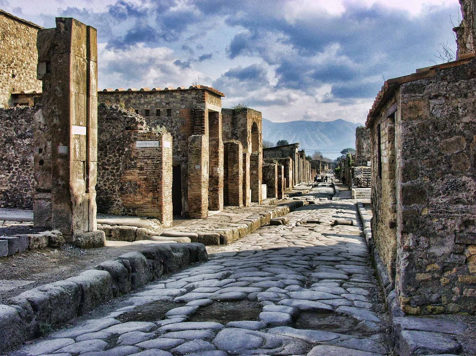 Your private guide will reveal the history and secrets of Pompeii as you walk among the ruins on your tour.