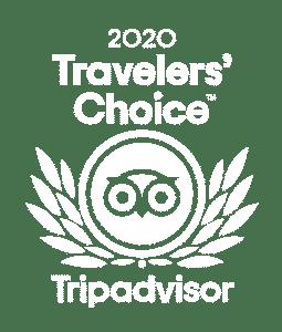 Travellers choice award image