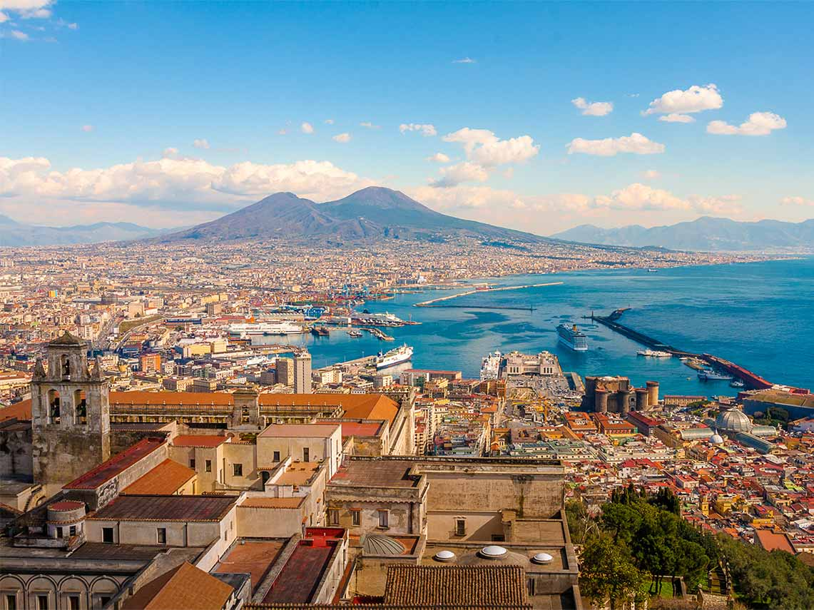 Cultural & Food Tours in Naples