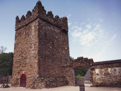 castle ward used as winterfell in game of thrones tour.