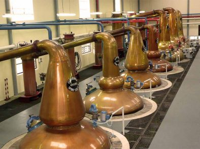 VisitGlenfiddich Distillery on a private tour of whisky distilleries in scotland.