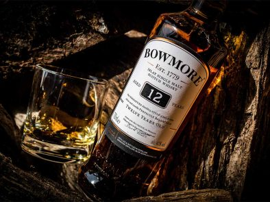 Enjoy a tour of bowmore whisky distillery on the isle of islay in scotland.