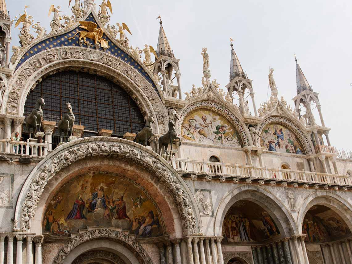 Guided Tours of St Mark's Cathedral