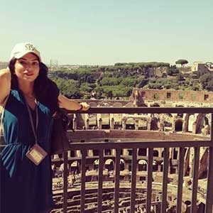 Letizia Rome Tour Guide Luxe Associates Travel